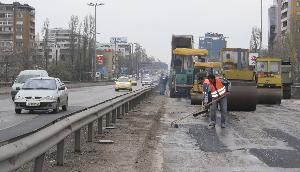 Ремонтът на Цариградско шосе променя транспорта