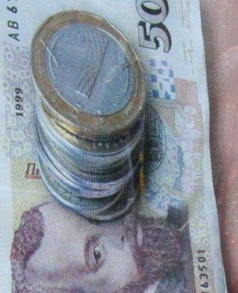 Минималната заплата да е поне 50% от средната, иска КНСБ