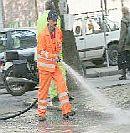 Започва миене на кварталните улици в София