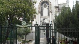 """Няма сериозни щети в Желязната църква """"Свети Стефан"""" в Истанбул след пороя"""