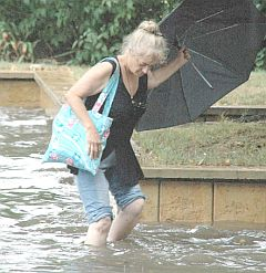 Най-силните дъждове тепърва предстоят
