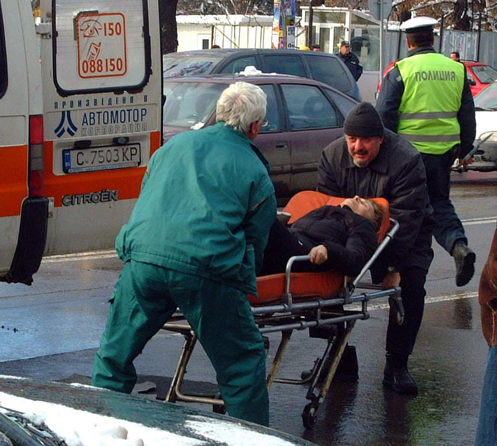 Боклукчийска кола премаза 50-годишна жена