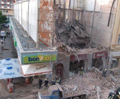50 опасни сгради съборени в София за 6 месеца