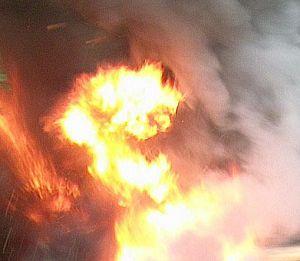 Подпалиха метадонов център