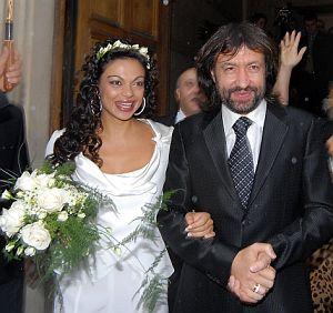 Борисов бракосъчета Евгения Генчева и Николай Банев