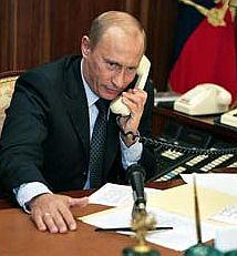 Путин се пошегува с неволите на израелския президент