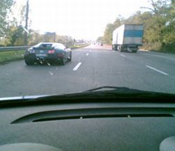 БГ бизнесмен в София се вози с най-скъпата кола в света