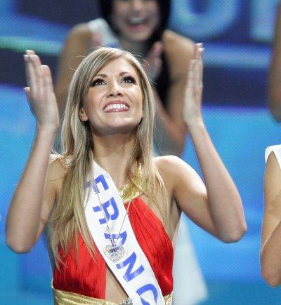Най-красивата на Франция спечели и титлата Мис Европа 2006 г.