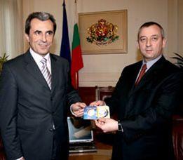 Орешарски внесе първия български евробюджет в парламента