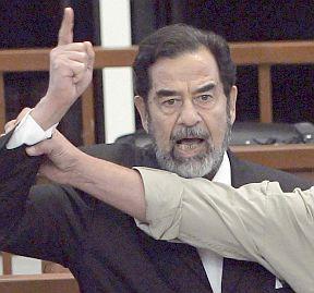 Саддам Хюсеин осъден на смърт чрез обесване