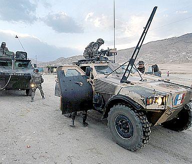 НАТО търси нови съюзници срещу световния тероризъм