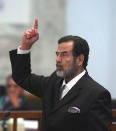 TV Саддам облъчва Ирак