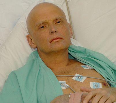 Ексагентът на КГБ Литвиненко отровен с радиоактивен талий?