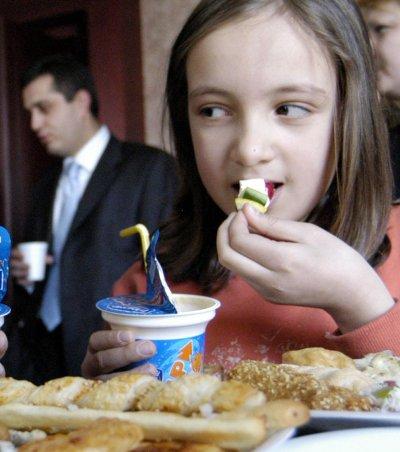 Без чипс, вафли и газирано в училище наесен