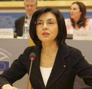 Българска реч от бъдещия еврокомисар в Европарламента