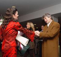 ВИП парти събра руски и български мега звезди