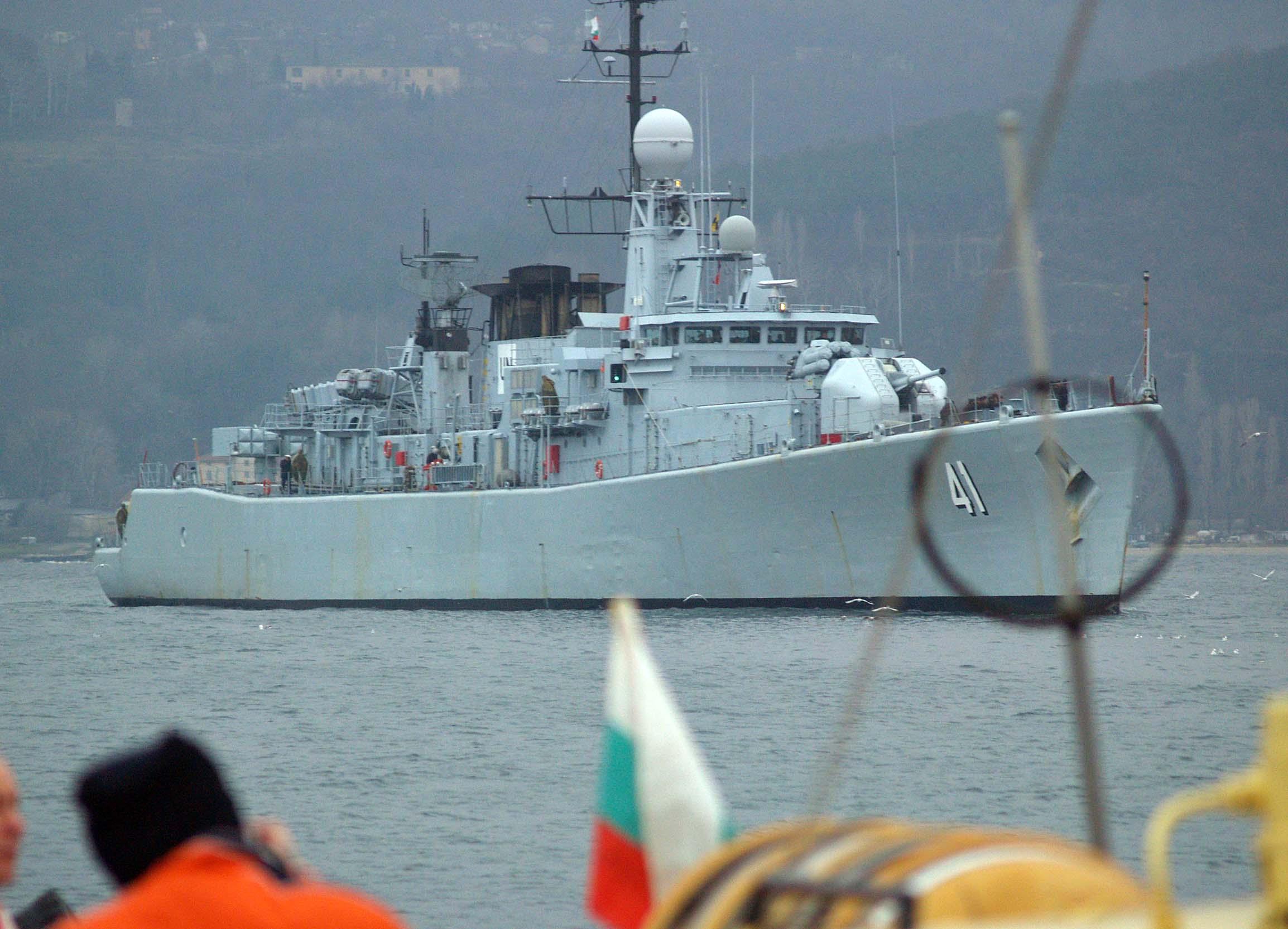 Френската DCN печели офсет за 4 кораба