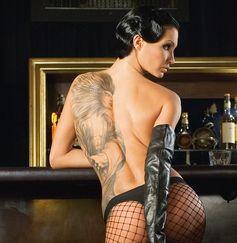 Цеци Красимирова показа татуировка за пръв път на снимки