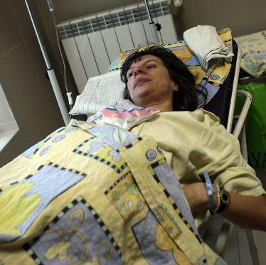 44-годишната Димитрина роди 10-то дете за 14 години