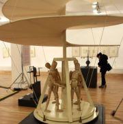 Откриха уникална изложба на Леонардо да Винчи в София