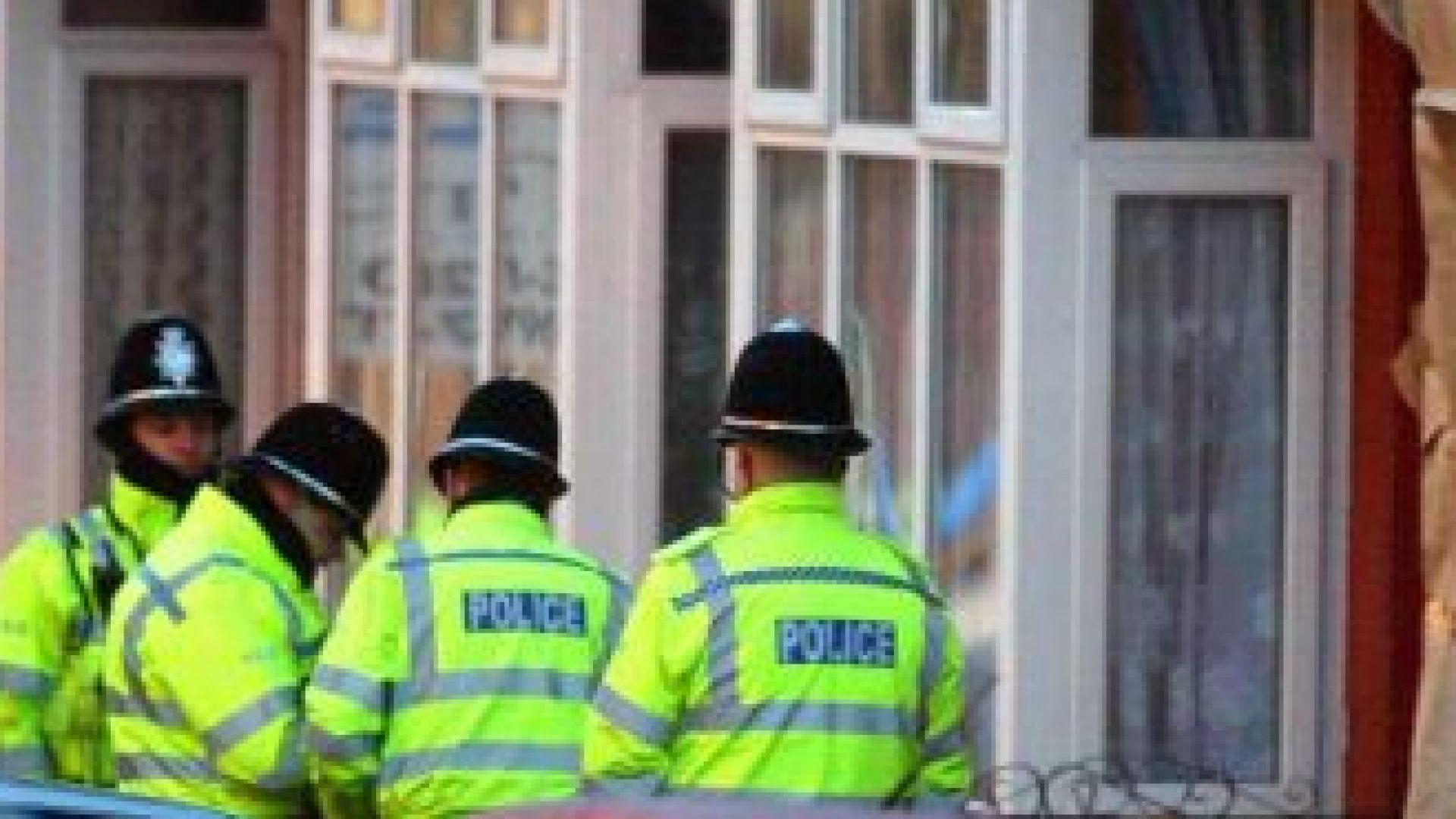 Британската полиция разследва като терор действията на десен естремист
