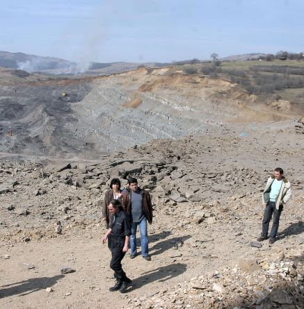 Пак взрив в мина - сега на ЗИЛ с 3.2 т експлозив