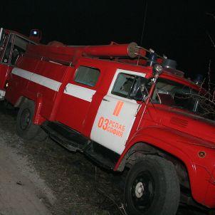Огнен ад край София на 50 метра от газопровод