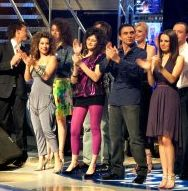12-те финалисти в Music Idol пяха с Ку Ку Бенд