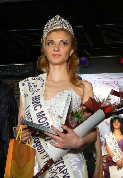 Десислава Златкова е Мис Модел в конкурса на Митьо Пищова