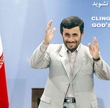 Ахмадинеджад подари живота на 15-те моряци