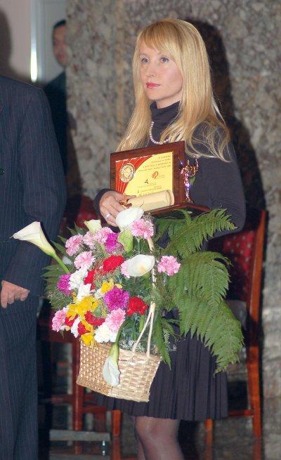 Най-добре поддържаната жена в България е Даниела Иванова