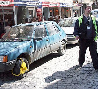 """70 лв./г. за паркинг за живеещите в """"Синя зона"""""""