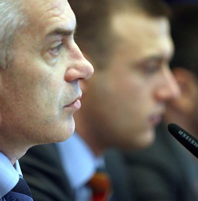 Сидеров кадрува в МВР заради боя над Димитър Стоянов