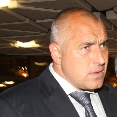 СДС в София засега зад Борисов