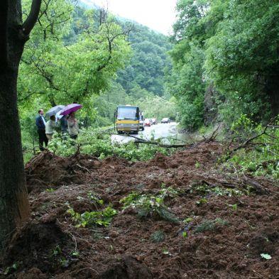 Почти 2/3 от България ерозира