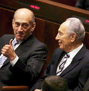 Шимон Перес - най-сетне стана президент на Израел