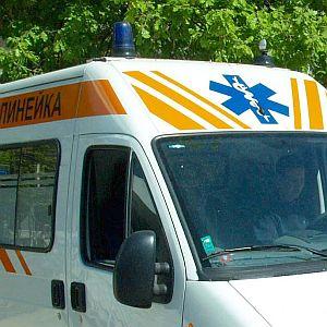 Тежка катастрофа блокира Асеновградско шосе