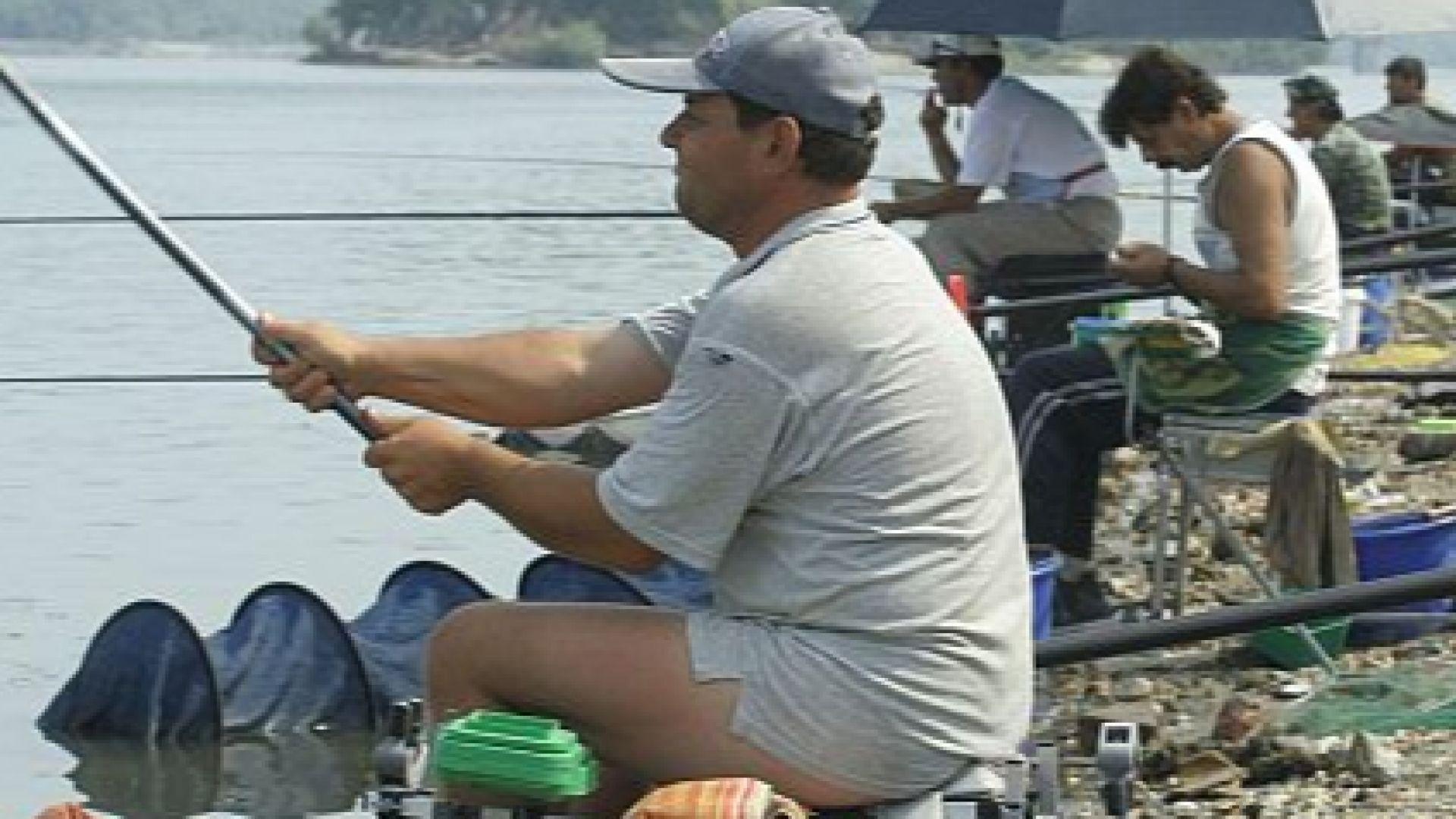 Таксата за риболовен билет скача от 2 на 5 лв.