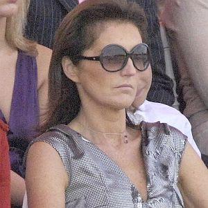 Сесилия успяла, защото била тет-а-тет с Кадафи