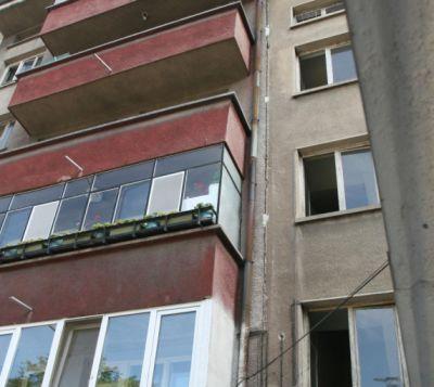 Строеж пропука 5-етажен блок в София