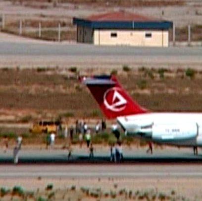 Турските медии: Отвличането на самолета е като в комедиен филм