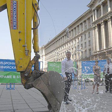"Слагат 2 км нови тръби по бул. ""Дондуков"""