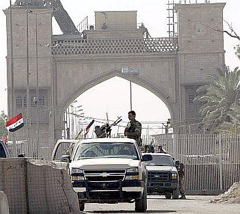 Британците напускат Ирак, Буш проверява на място