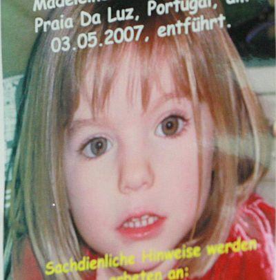 Подозират родителите на Маделин в убийството й