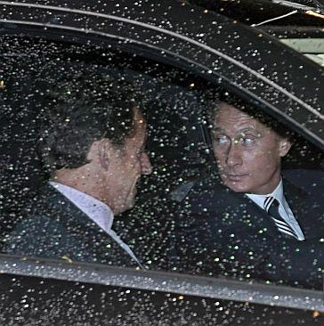 Саркози поиска дял от Газпром за Франция