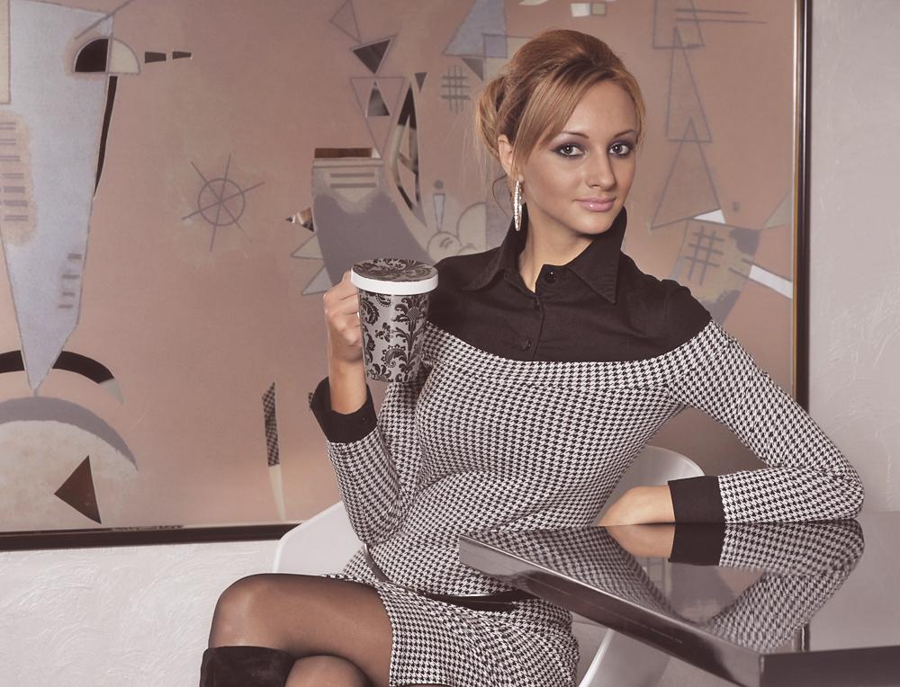 Вижте видео от фотосесията на Юлия Юревич