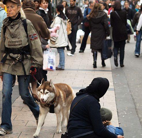 Полицията в Брюксел проведе операция срещу българи
