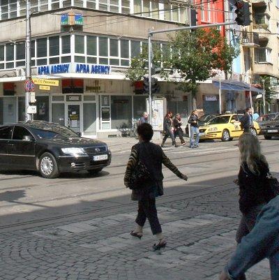 Мръсен въздух - без коли в центъра