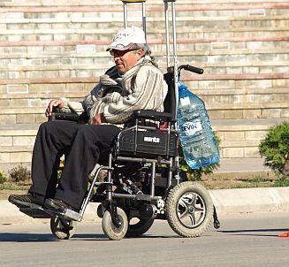 1000 души/год. от колата сядат в инвалидна количка