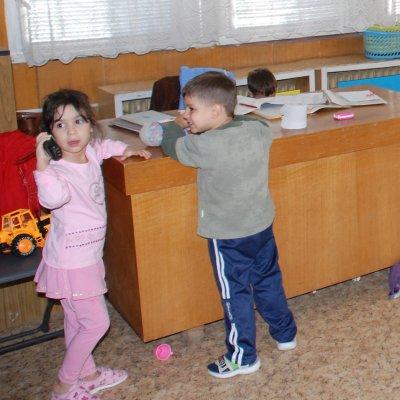 Само децата на изрядни платци на градина в Бургас